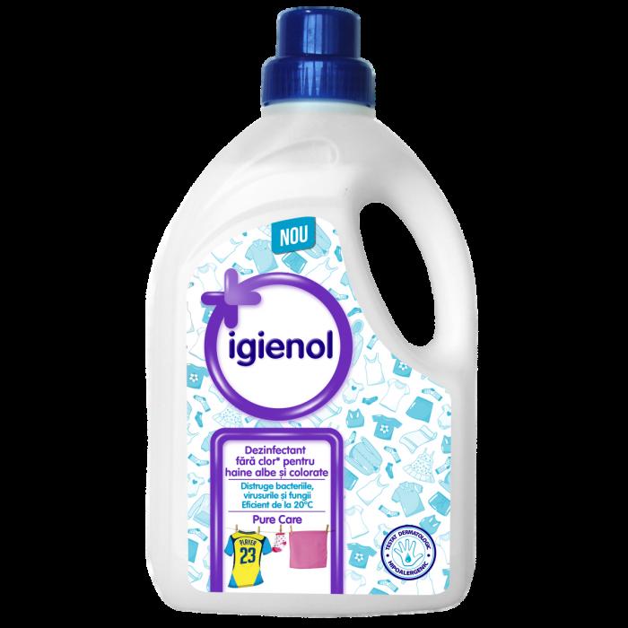 Igienol Virucid Dezinfectant pentru haine Pure Care 1,5 L [0]