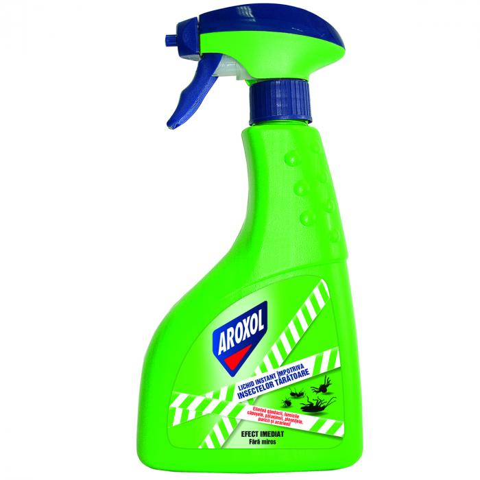 Lichid Aroxol Instant Impotriva Insectelor Taratoare 400 ml [0]
