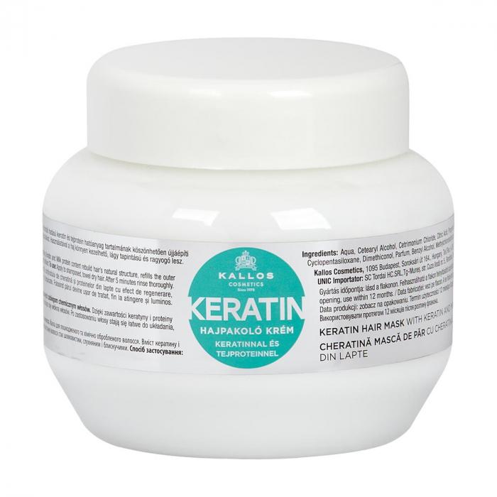 Masca Kallos Keratin 275 ml [0]