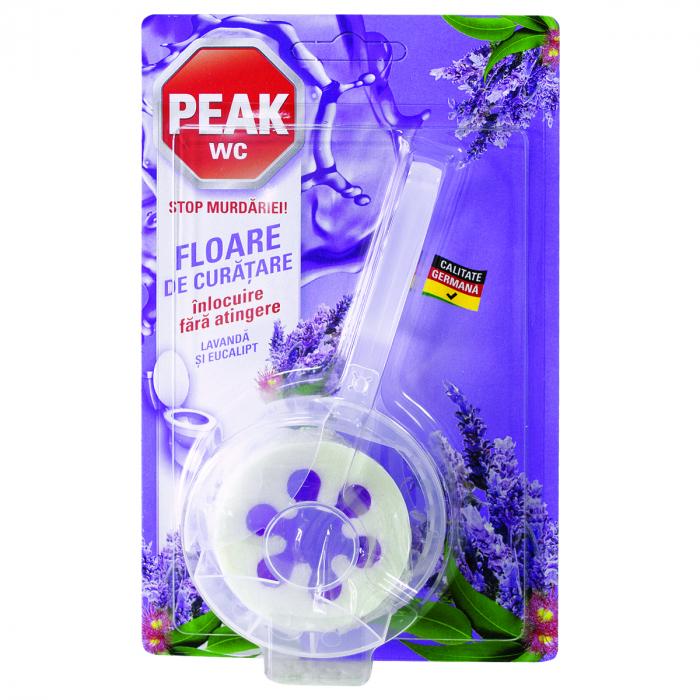 Odorizant WC Peak Floare Lavanda 45 g [0]