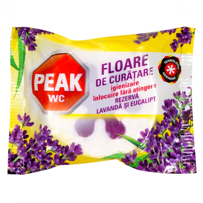 Odorizant WC Peak Floare Rezerva Lavanda 45 g [0]