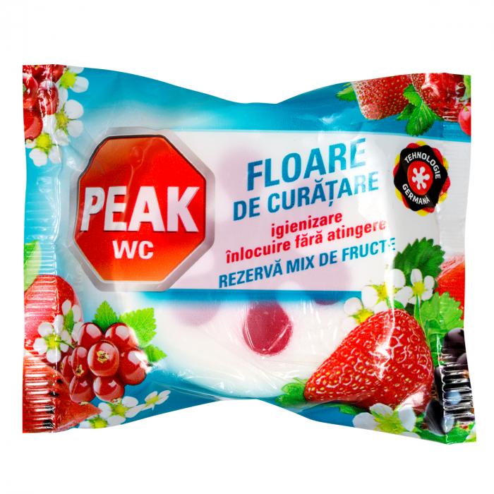 Odorizant WC Peak Floare Rezerva Mix De Fructe 45 g [0]