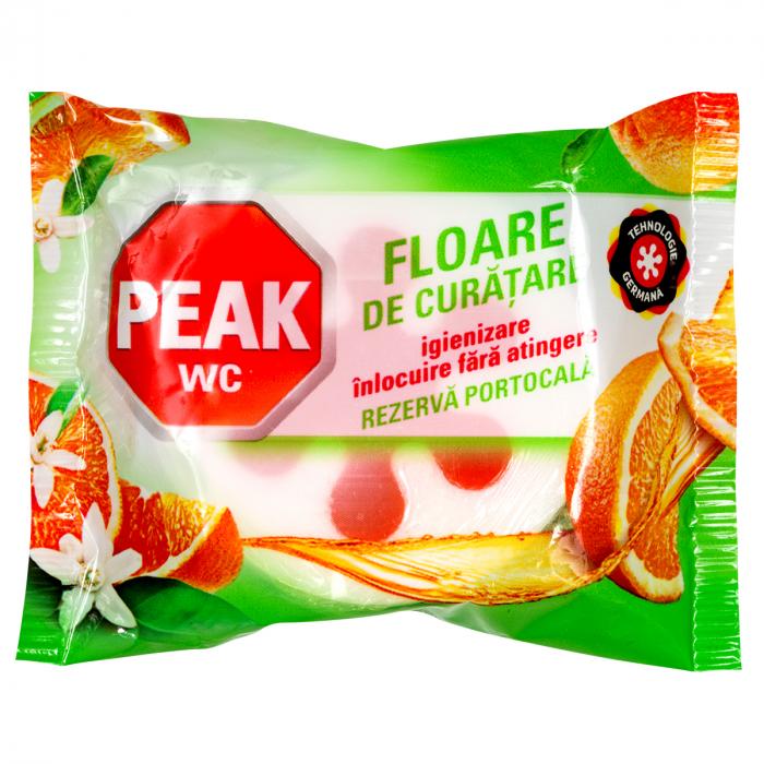Odorizant WC Peak Floare Rezerva Portocala 45 g [0]