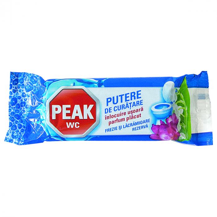 Odorizant WC Peak Putere De Curatare Rezerva Frezie & Lacrimioare 40 g [0]