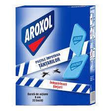 Pastile Aroxol Importiva Tantarilor 30 buc. [0]
