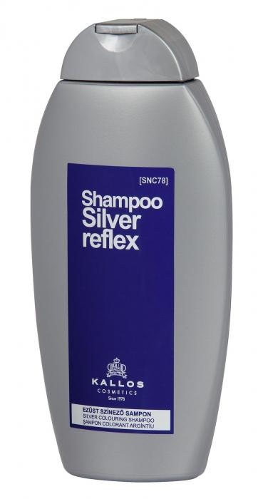 Sampon Kallos Silver Reflex 350 ml [0]
