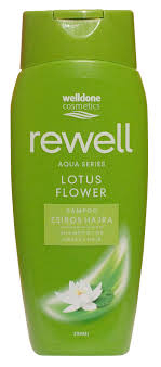 Sampon Well Done Rewell Lotus Flower 300 ml [0]