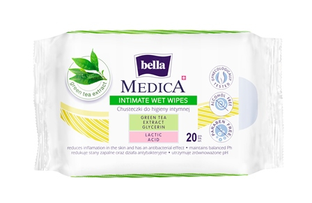 Servetele Intime Bella Medica 20 buc. [0]