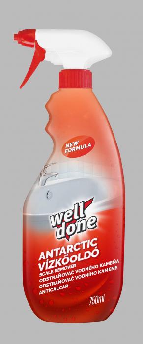 Solutie Well Done Anticalcar Antarctic 750 ml [0]