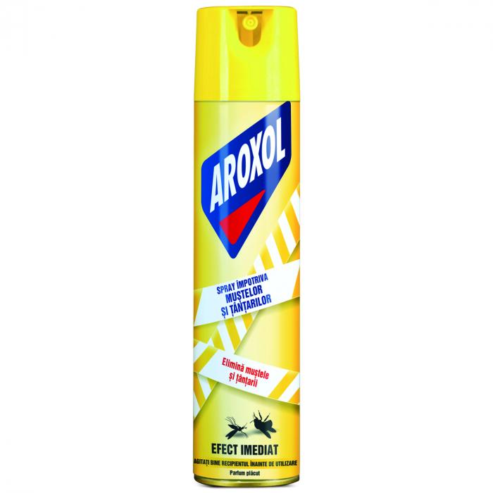 Spray Aroxol Muste & Tantari 400 ml [0]