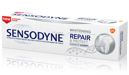 Pasta de dinti Sensodyne Repair & Protect Whitening [0]