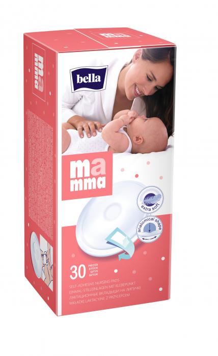 Tampoane Bella Mamma De San 30 buc. [0]