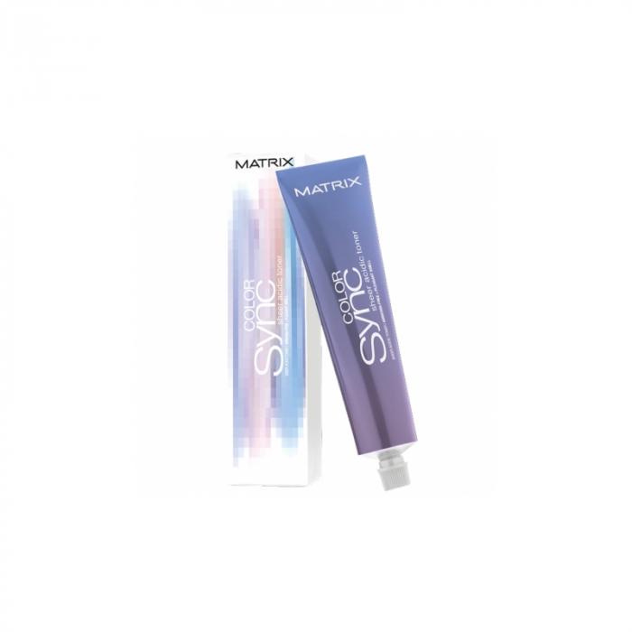 Vopsea Matrix Color Sync Sheer Violet 90 ml [0]