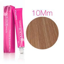 Vopsea Matrix Socolor Beauty 10MM Blond Foarte Foarte Deschis Moca Moca 90 ml [0]