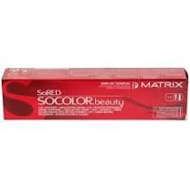 Vopsea Matrix Socolor Beauty 4VR+ Saten Mediu Violet Rosu 90 ml [0]