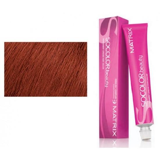 Vopsea Matrix Socolor Beauty 6RC+ Blond Inchis Rosu Cupru 90 ml [0]