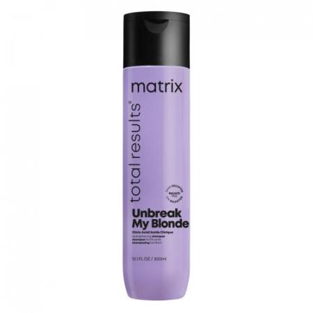 Matrix TR Unbreak My Blonde Shampoo 300ml [0]