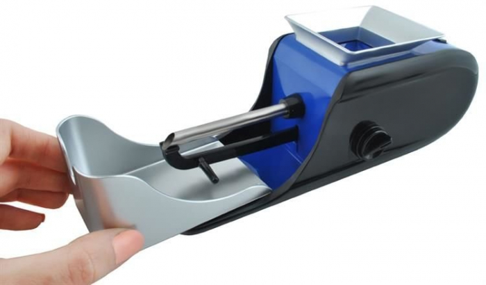 Aparat electric de facut tigari, injector tutun profesional [4]