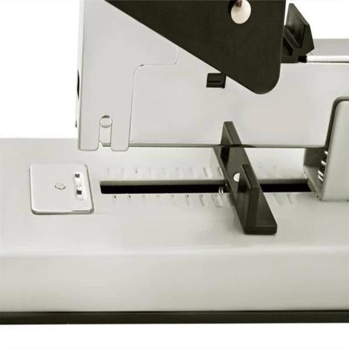 Capsator profesional 100 coli hartie manual capse 23/6 23/8  23/10  23/13 cu mecanism metal [6]