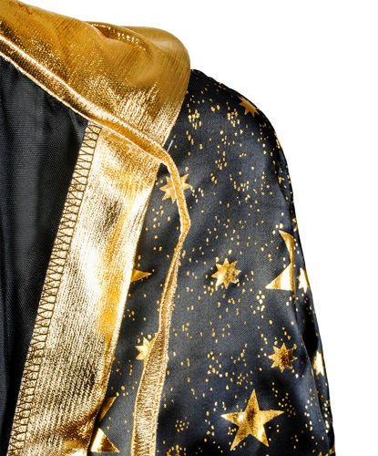 Costum de vrajitor cu palarie si mantie [6]