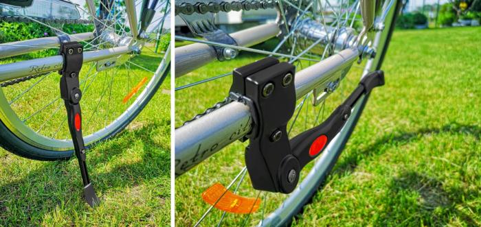 Cric bicicleta, MT MALATEC, reglabil 24-29 inch, aluminiu, maxim 10 kg, prindere laterala [7]