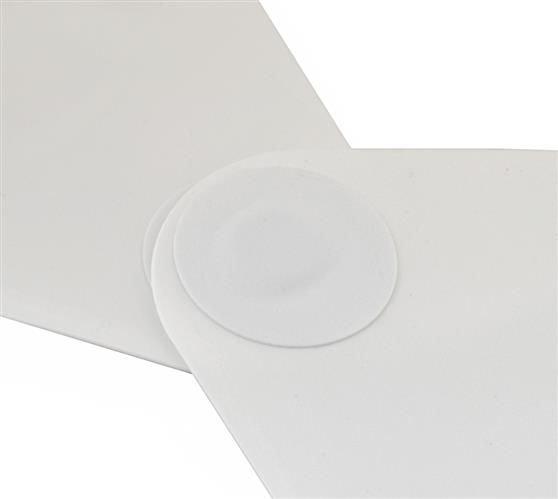 Cub foto pliabil, 20 LED-uri SMD, microUSB 5V, fundal alb negru, PVC [7]