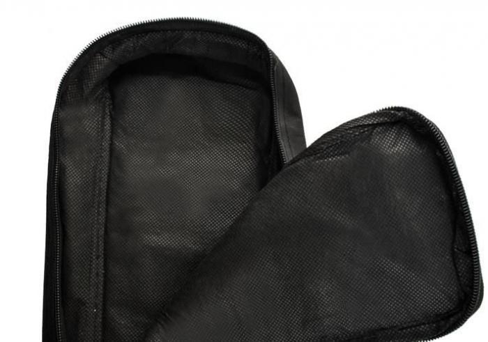 Husa pentru Chitara clasica acustica 107x 41,5 cm impermeabila  neagra [6]