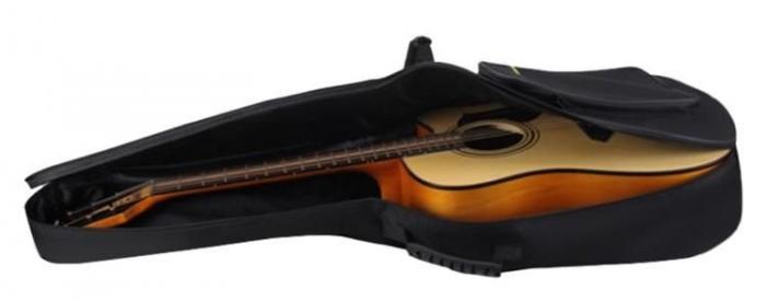 Husa pentru Chitara clasica acustica 107x 41,5 cm impermeabila  neagra [13]