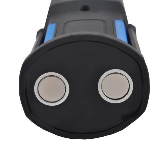 Lanterna led de lucru pentru atelier 3W cu suport magnetic si carlig lampa 6