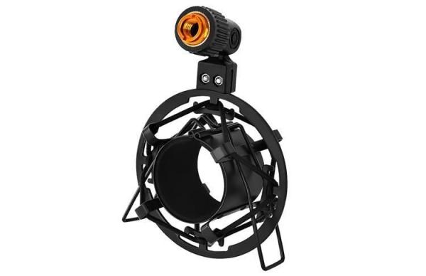 Microfon cu USB conectare PC cu stand inclus pentru Inregistrare Vocala, Streaming, Gaming, Karaoke 5