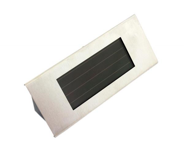 Numar Casa Led Incarcare Solara Carcasa Otel Cifre 0-9, Litere A-F [2]