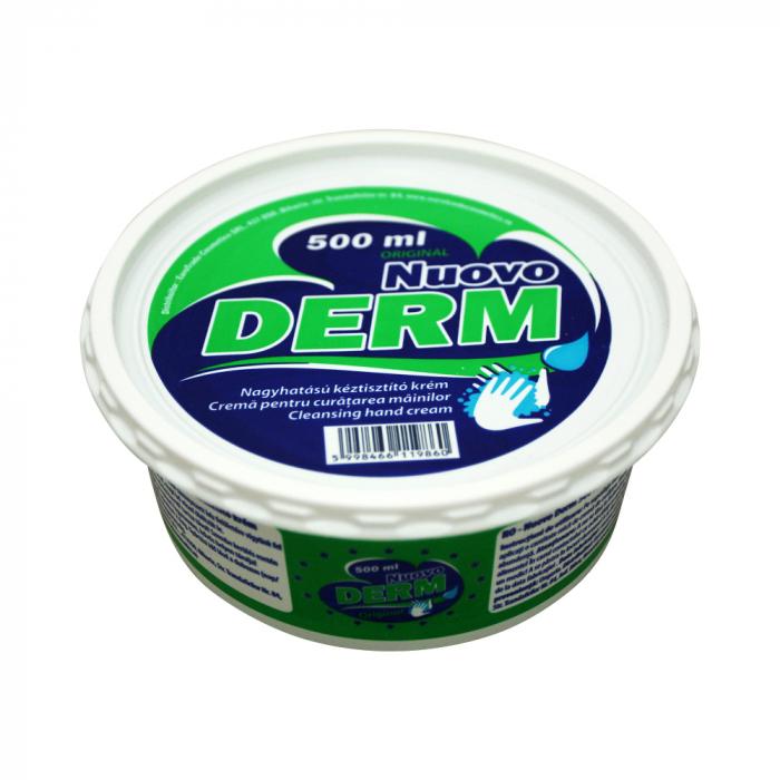 Pasta pentru spalat si degresat maini Nuovo Derm - 500ml [0]
