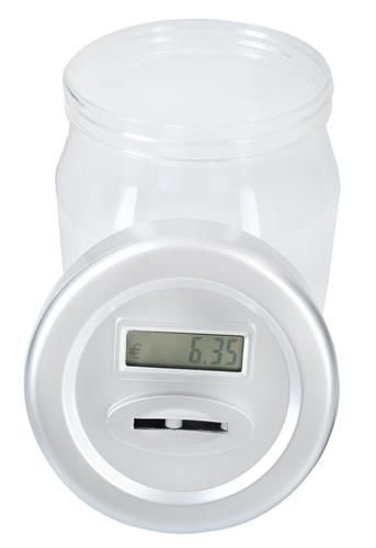 Pusculita digitala numara automat contor cu afisaj LCD 6
