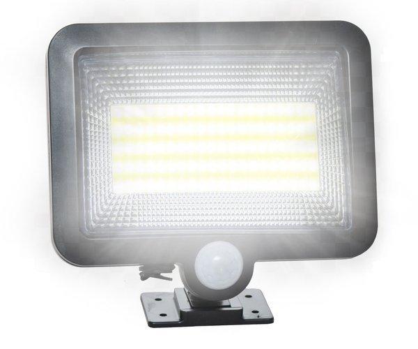 Reflector solar 100 LED-URI, Senzor de miscare  Raza 5 M, IP65 [2]