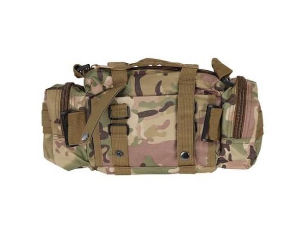 Rucsac militar 45L, 2 deschideri, 3 buzunare de camuflaj camping trekking [13]