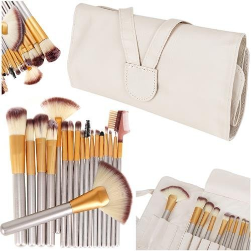 Set 18 pensule de machiaj, cosmetica, make-up profesional 1
