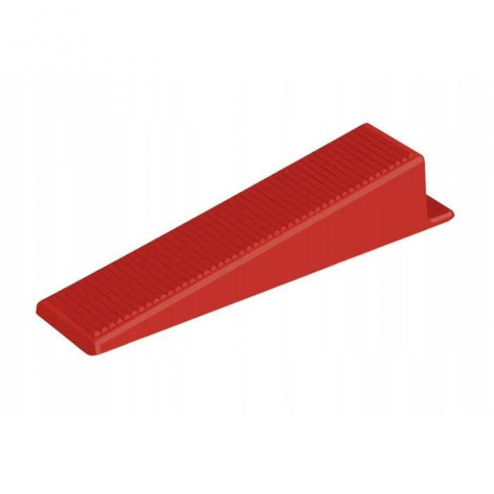 Set 200 clipsuri de 1 mm ,200 clipsuri de 1.5 mm 100 clipsuri de de 2 mm 150 pene si 1 cleste sistem nivelare gresie [3]
