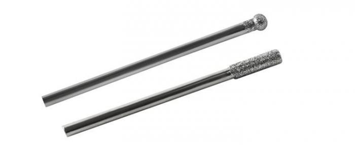 Set 30 Capete diamantate gravare frezare pentru pila electrica de unghii sau universal 1