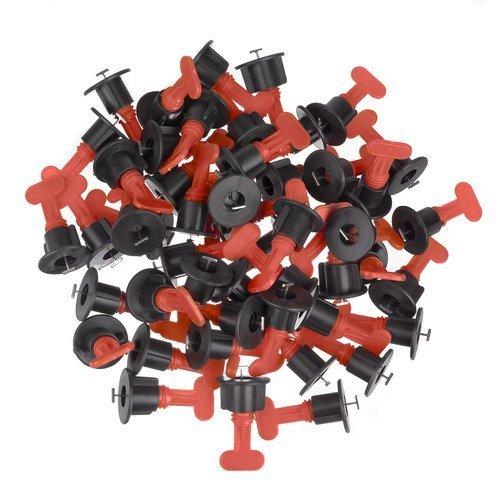 Set 50 tije metalice refolosibile, pentru rost de la 1.5 mm, sistem nivelare gresie si faianta [3]
