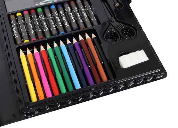 Set Complet pentru Desenat si Pictat, 86 de Elemente, Multicolor [10]