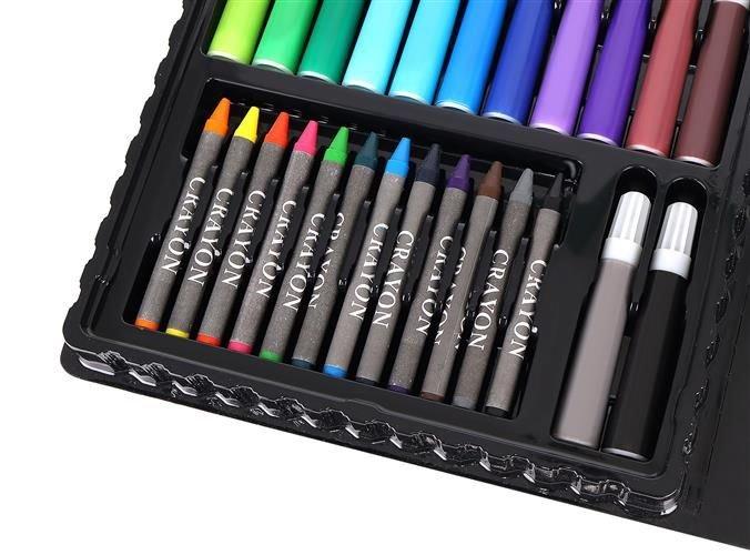 Set Complet pentru Desenat si Pictat, 86 de Elemente, Multicolor [7]