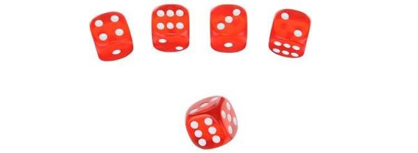 Set de poker cu 500 jetoane greutate jeton 13g include servieta aluminiu 5 zaruri 2 pachete carti de joc [1]