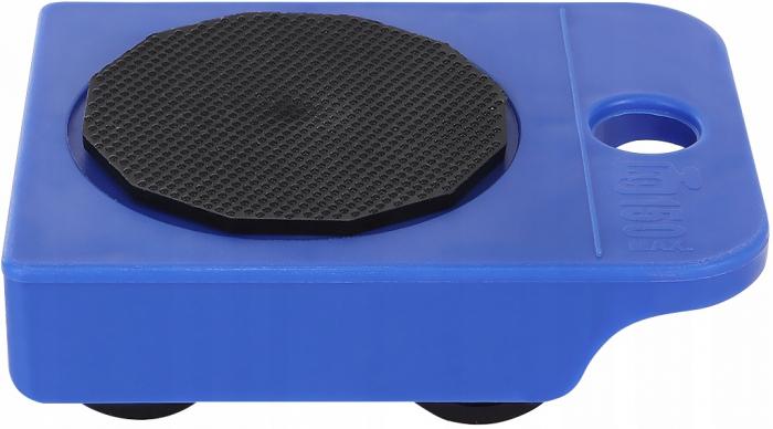 Set Pentru Ridicat si transportat mobila 4 picioare cu roti si maneta de ridicare max 150kg [5]