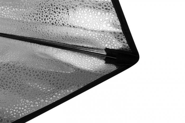 Softbox pentru Studio Foto cu Suport Trepied Reglabil 80-200cm 50x70cm  set 2 bucati +2 becuri 150w incluse [11]