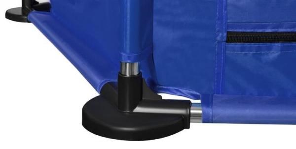 Spatiu de joaca tarc pentru copii tip piscina pliabil dimensiune 115x65 cm culoare Albastru inchis [1]