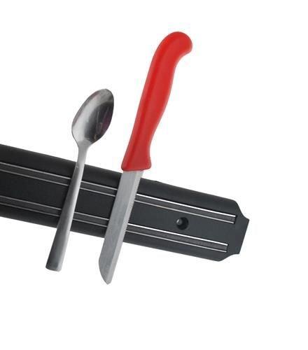 Suport magnetic pentru bucatarie,garaj  fixare perete, accesorii montare, 33x5 cm [8]