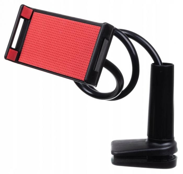 Suport flexibil  pentru telefon sau tableta intre 11-15cm, rotire 360, lungime 75 cm [1]