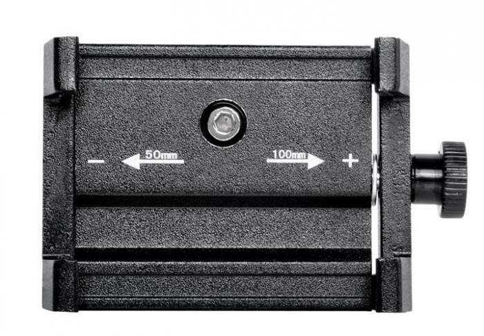 Suport telefon pentru bicicleta,Malatec universal, reglabil 50-100 mm, aluminiu [1]