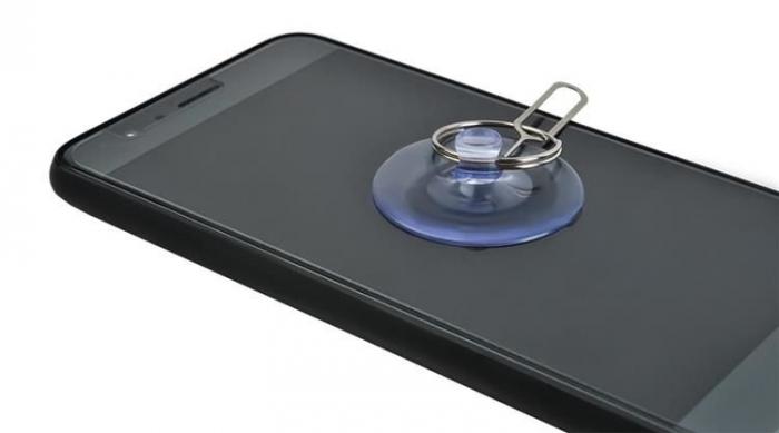 Trusa reparat smartphone-uri 38 piese surubelnite penseta carcasa depozitare [7]