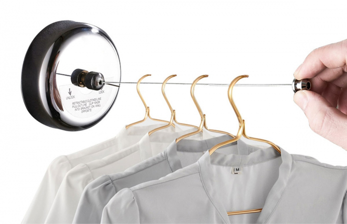 Uscator rufe cu cablu otel inox [2]